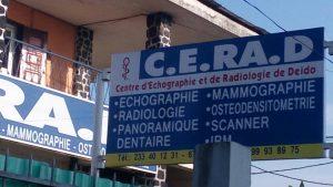 Centre d'Échographie et de Radiologie de Deido (CERAD)